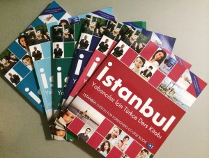 Our main course books are carefully prepared by Istanbul University scholars, specifically for English speakers. They are designed for adults, and designed to take you to the proficient level. They come with Cd's and work book. We also support the books with supplementary materials.